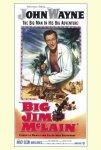 Big Jim Mclain Poster Movie 27 X 40 Inches - 69CM X 102CM 1952