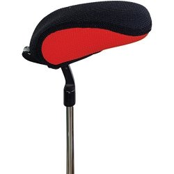 Stealth Putter Boot'e Golf Club Headcover - Red