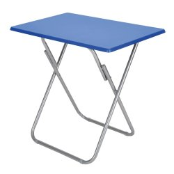 No Brand - Flip Folding Desk - Blue