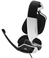 Corsair Void Pro Rgb USB Gaming Headset With Dolby 7.1 - White