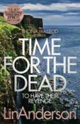 Time For The Dead Hardcover