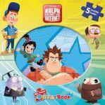 Disney Pixar Wreck-it-ralph 2 Puzzle Book Book & Toy Board Book