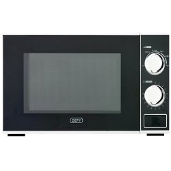 Defy - 20LTR Manual Microwave White