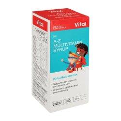 Vital Kids A-z Multi Syrup 200 Ml