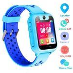 "SZBXD Kids Smart Watch Phone 1.44"" Gps Tracker Smartwatch Touch Camera Games Flashlight Sos Alarm Clock Sports Wrist Watch Chris"