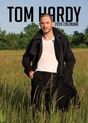 Tom Hardy Unofficial Calendar 2020 Limited Edition + Tom Hardy Refrigerator Magnet