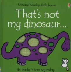 That's Not My Dinosaur... Board Book New Edition