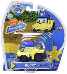 SILVERLIT Robocar Poli Die-cast Bucky 83306 Sealed