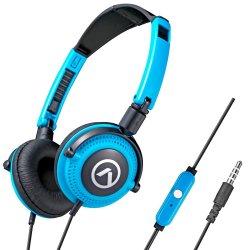 Amplify Symphony On-ear Headphone Blue AM2005