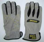 Tork Craft Mechanics Glove Small Synthetic Leather Palm Spandex Back