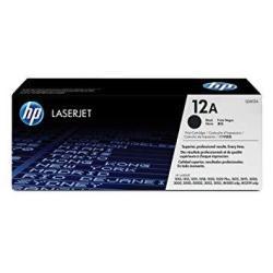 Hp MAIN-698853 12A Q2612A Black Original Laserjet Toner Cartridge