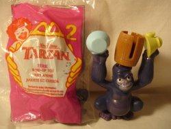 Mcdonalds Happy Meal 1999 Tarzan 2 Terk Figure