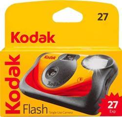 Kodak Drake Branded Disposable One Time Use 35MM Camera