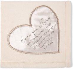 Pavilion Gift Company The Comfort Blanket 19509 Love You Nana Plush Throw
