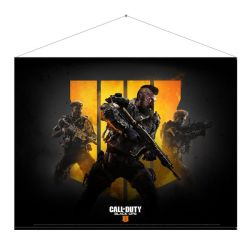 Official : Black Ops 4 Keyart Wall Scroll