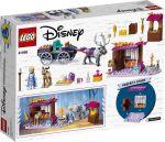 Lego Disney Princess Elsa's Wagon Adventure 41166