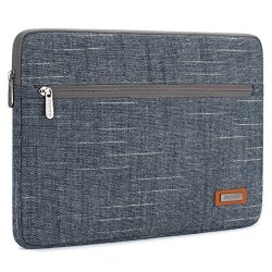 "NIDOO 10 Inch Laptop Sleeve Case Water Resistant Protective Portable Bag For 2017 New 9.7"" Ipad ipad PRO 10.5"" Ipad PRO 10.1"" Lenovo Yoga BOOK 10.1"" Notebooks Blue"