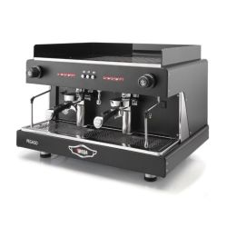Wega Pegaso Commercial Espresso Machine - 2 Group Evd Automatic White