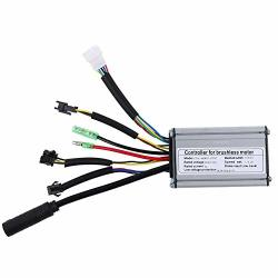 Vbest Life 36V 48V 250W 350W Motor Brushless Controller Speed Motor Controller For Electric Bike Bicycle 6 Tube 15A
