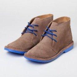 Bata Industrials Bata Ladies Safari Legacy Boot Blue Sole