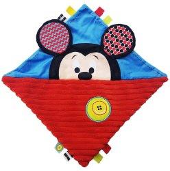 Li Fung Disney Baby Mickey Mouse Square Comforter