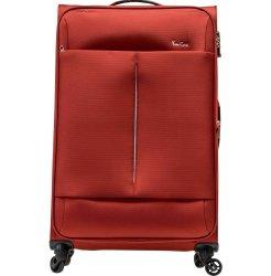 PIERRE CARDIN Ultralight 55CM Carry On Red