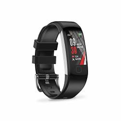 L8STAR Fitness Tracker Continuous Heart Rate Monitor IP67 Waterproof Smart Activity Tracker With 6 Sports Mode Sleep Monitor Pedometer Smart Wrist Band For Women Men