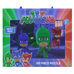 100 Piece Cardboard Puzzle