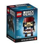 Lego Brickheadz 41593 Captain Jack Sparrow Building Kit