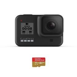 GoPro HERO8 Black - Sd Card Bundle