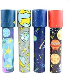 USA Dragon Sonic Set Of 4 Creative Kaleidoscope Gift Educational Toy For Kids Planet Series