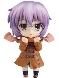 Good Smile The Disappearance Of Haruhi Suzumiya: Yuki Nagato Nendoroid Action Figure