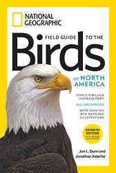 National Geographic Field Guide To The Birds Of North America 7TH Edition