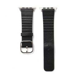 Mchoice 42mm Leather Buckle for Watch Apple Watch