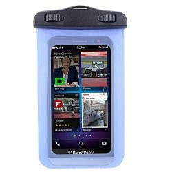 Wonderful Gift Shop Universal Touch Screen Protective Waterproof Bag Pouch Cover Case For Blackberry Priv Leap Z3 Z10 Z30 Fit Up To 5.5