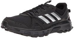 Adidas Performance Men's Rockadia Trail M Core Black matte Silver carbon 10.5 M Us