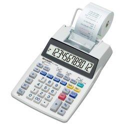 Sharp EL1750 Print Calculator