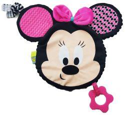 Disney Baby - Minnie Flat Face Comforter