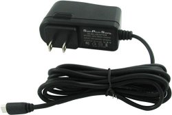 """Super Power Supply Ac Adapter Charger 6.5FT Cord For Amazon Kindle Fire Kindle Fire HD 7"""" 8.9"""" Kindle Dx Kindle Touch Wifi And 3G"""