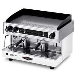 Wega Orion Commercial Espresso Machine - 2 Group Epu Semi-automatic Electric White