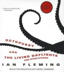 Octopussy And The Living Daylights - And Other Stories Standard Format Cd