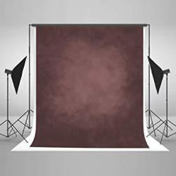Kate 5FT W X7FT H Crimson Abstract Photography Backdrops Texture Microfiber Old Master Backdrop Professional Head Shot Portrait Photo Background