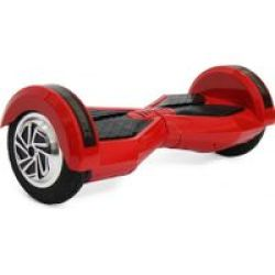 Jeronimo Hoverboard Red