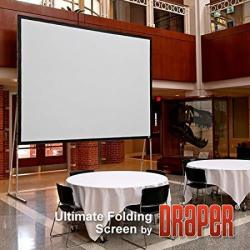 Draper 241281 Ultimate Folding Screen 56 X 96 Matt White XT1000V