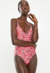 Amber One Piece - Paisley