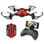Drone For Kids Spacekey Fpv Wi-fi With Camera 720P HD Real-time Video Feed Great For Beginners Quadcopter With Altitude Hold One