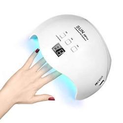 Nail Polish Curing Lamps Nail Lamp 48W LED Lamp For Nails Nail Dryer Nail Gel Lamp 3TIMER Setting Nail Polish Dryer Uv Lamps For