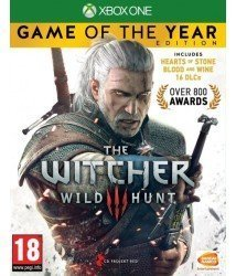 The Witcher 3 Game Of The Year Xbox One