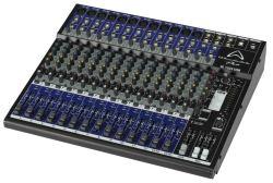 Sl1224usb 12-mic Mixer With Fx - Black
