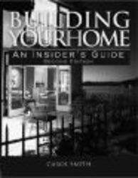 Building your home - an insider's guide
